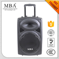 Big Powered 18 inch Woofer Mobile Trolley Karaoke Speaker