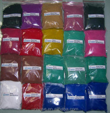 Available colour for Bakelite moulding Powder