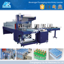Automatic Plastic Film Heat Shrink Wrapping Machine/Shrink Packing Machine For PET Water