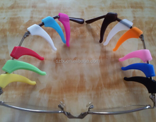 Fashion design 37mm Anti-slip eyeglasses frame temple tips