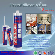 low odour clear silicone sealer