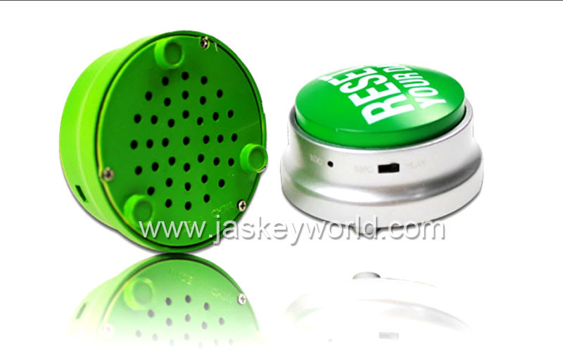 Hot sell easy button mini recordable push button sound modules