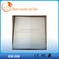china supplier high visibility customized colorful heat transfer printing film(cut & printing)