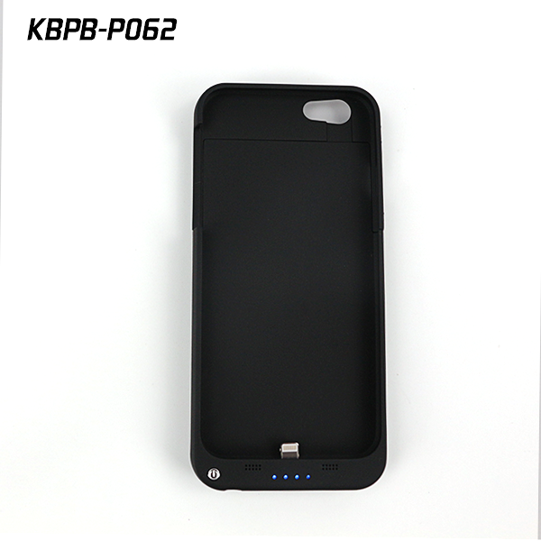 best selling power bank slim polymer battery case for iphone 6 7
