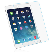 Factory price tempered glass price, screen protector for iPad mini