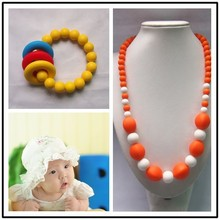 2015 Hotsale Food Grade BPA Free Silicone Free Jewelry Design Software Teething