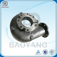 Ductile Cast Iron Sand Casing Pump Body