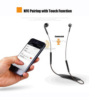 mini clip mp3 player, stereo bluetooth microphone headset with mp3 player, sport mp3