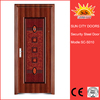 China made factory price safety fire proof steel door SC-S010