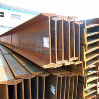 weld steel structure h beam for plant
