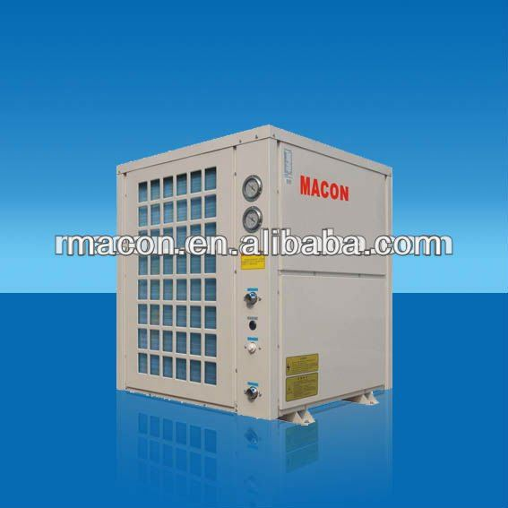 Macon energy saving system central air heat pump auxiliary solar system