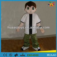 2013hot ben 10 mascot costume for sale