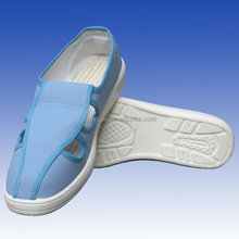 manufacturer ESD shoes PVC high quality security shoes