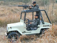 Cheap 4x4 Stroke 500CC Manual ATV 4x4 dune buggy for sale for Adults