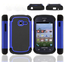 Cell phone case for s738c,dot defender case for samsung galaxy centura S738C