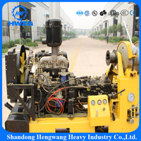 High quality 200m depth best price water well drilling rig for sale KW20 Strongly recommend