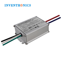 Inventronics constant current waterproof 26w led driver 350ma for tunnel lights