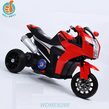 WDME6288 Smart 2018 Ride On Children Electric Car Motorcycle Model For Baby
