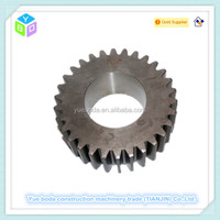 pc100-5 swing gear 203-26-51521 excavator parts swing gearbox parts speed rotation