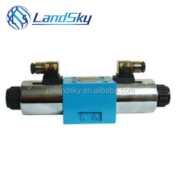 LandSky check valve Directional valves with wet pin DC or AC solenoids type WE10G T <strong>R</strong> F P G3/8 M18X1.5
