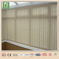 Perforated pattern vertical blind parts vertical window accessories