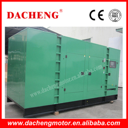 CCEC or DCEC engine 20kva to 1250kva diesel generator for sale