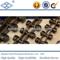 40PSR ANSI standard short pitch precision industrial small side roller conveyor chain