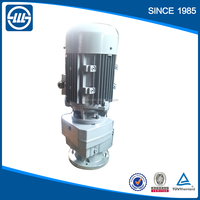 Vertical Helical Geared Engine / ISO9001 QA certification
