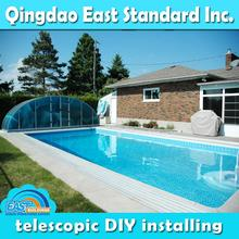 clear polycarbonate family use sliding cost of patio enclosure