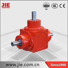 Economic and Reliable screw spiral bevel steering reverse gearbox