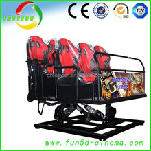 cheap vertual reality experience 8D cinema Stereoscopic 7D cinema equipment theme