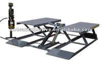 scissor car lifter