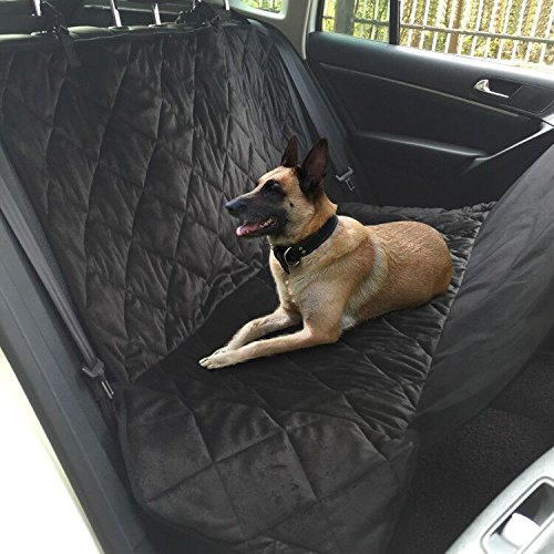 Reliable and Innovative pet car seat cover waterproof mat for dog 147*137cm