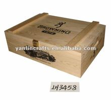 Nice wooden wine box