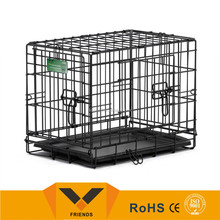 Pet cage for dog pet cage bottom tray pet display cage