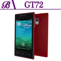 Red high-resolution camera mtk software 512mb ram 4gb rom mobile phone