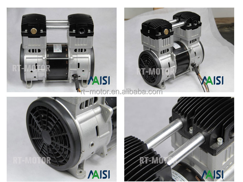 oil free air compression pump made in china 220v AC