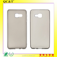 top sale Solf jelly cover gel TPU pouch cover for samsung A3 2016 A310F