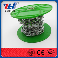 steel chain link chain factory