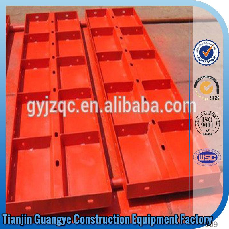 Tianjin GuangYe used slab shoring formwork in concrete for sale/formwork for concrete walls