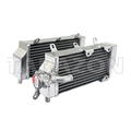 Brazed Core aluminium radiator for yamaha offroad bike