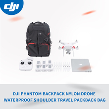 DJI Phantom Backpack Nylon Drone Waterproof Shoulder Travel Packback Bag