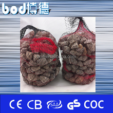 pe recycled plastic net bag for packaging