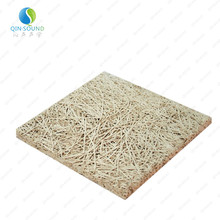 Acoustic Block Panel Soundproofing Material Lowes Curved Thread Item Wood Wool Wall Panel