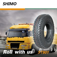 Radial truck tyre 1020 china tyre in india