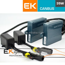 Smart system slim hid xenon conversion hid xenon kit suitalbe for all car models hid light ballast