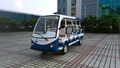 High Quality 14 Seats Sightseeing Cars With CE Certificate