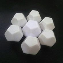 Acrylic Polyhedral Blank Dice Custom Engrave/Printed Dice