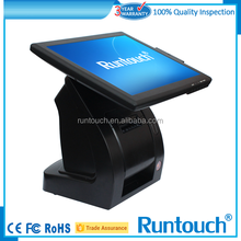 Runtouch NEW Android cheap pos terminal system with card reader