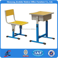 cheap school chairs classroom study desks chairs school adjustable height desk design with attached chair
